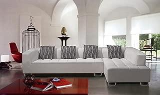 Best tosh furniture modern gray sofa set Reviews