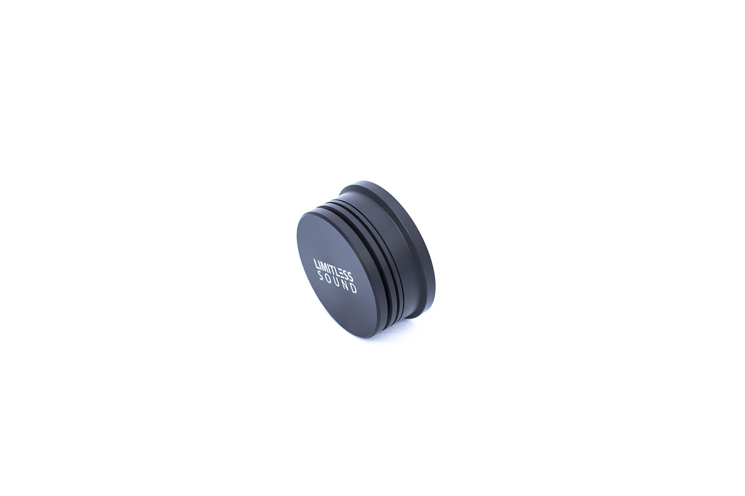 500 g Tocadiscos placa de peso Peso Puck Peso Stabilizer Dwr ...