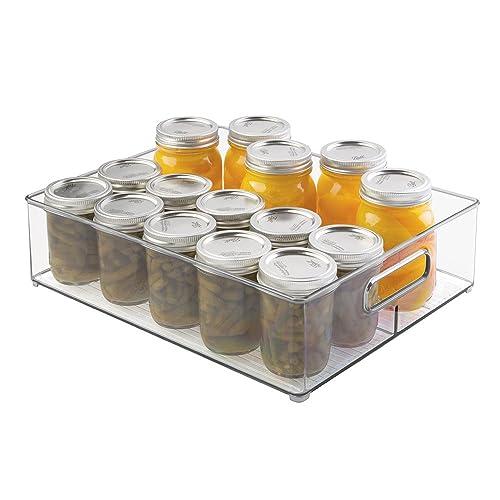 Semi-Clear JarBox Canning Jar Quart
