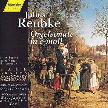 J.S. Bach, Krasnovsky & Others: Works for Organ