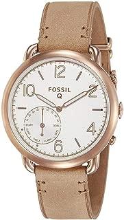 Fossil Q Tailor Gen 2 Hybrid Tan Leather Smartwatch