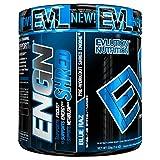 Evlution Nutrition ENGN SHRED Pre Workout Thermo Fatburner Pulver, Energie, Gewichtsverlust, 30 Portionen (Blaue Himbeere)