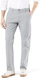 Beige Dockers Signature Lux Coton Décontracté Plissé Stretch Kaki Pantalon Dk