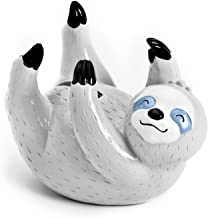 Mousehouse Gifts Grey Sloth Money Box for a Girl or Boy