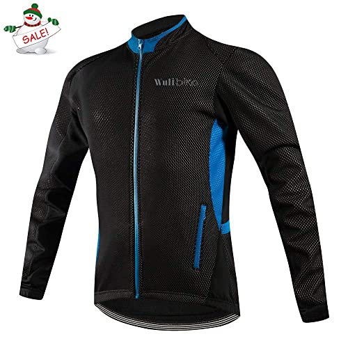logas Softshell Top Cycling Jacket Thermal MTB Winter Coat Mens Windproof Bike  Jersey e50ff7510