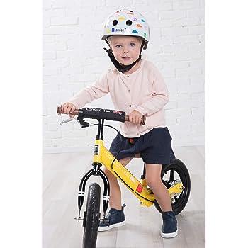 JEFFERYS (ジェフリース) London Taxi キックバイク 12型 足こぎ自転車 イエロー