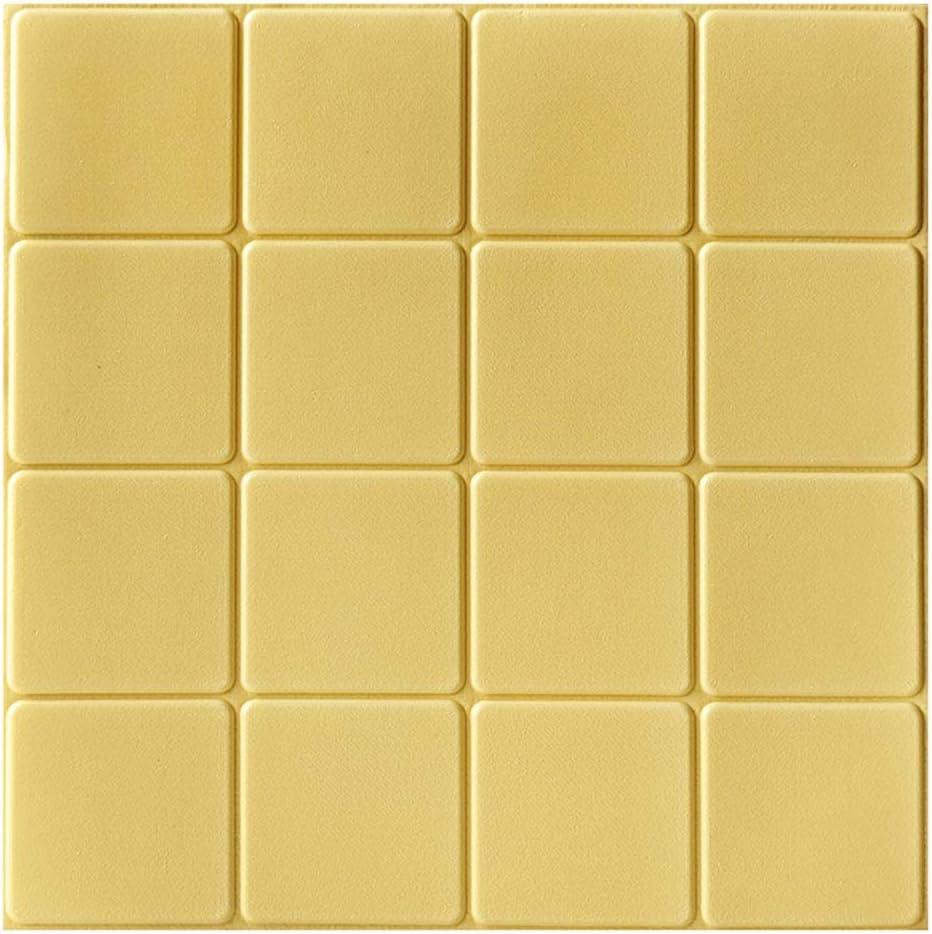 Industry No. 1 ZHANWEI 3D Wall Panels Living Room Rare Wallpa Dado Bedroom Checkered