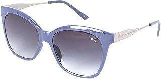 Puma Sunglasses For Women, Pu0171S 004 56, Wayfarer Frame