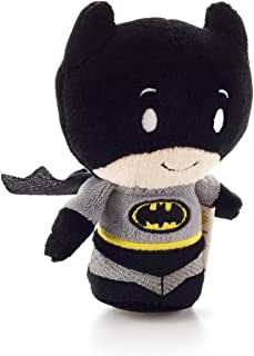DC Comics Hallmark Batman Itty Bitty, Grey, Small