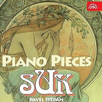 Suk: Piano Pieces
