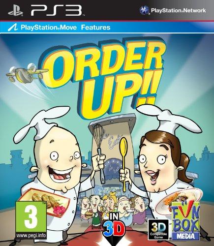 Order Up - Move compatible [Edizione: Regno Unito]