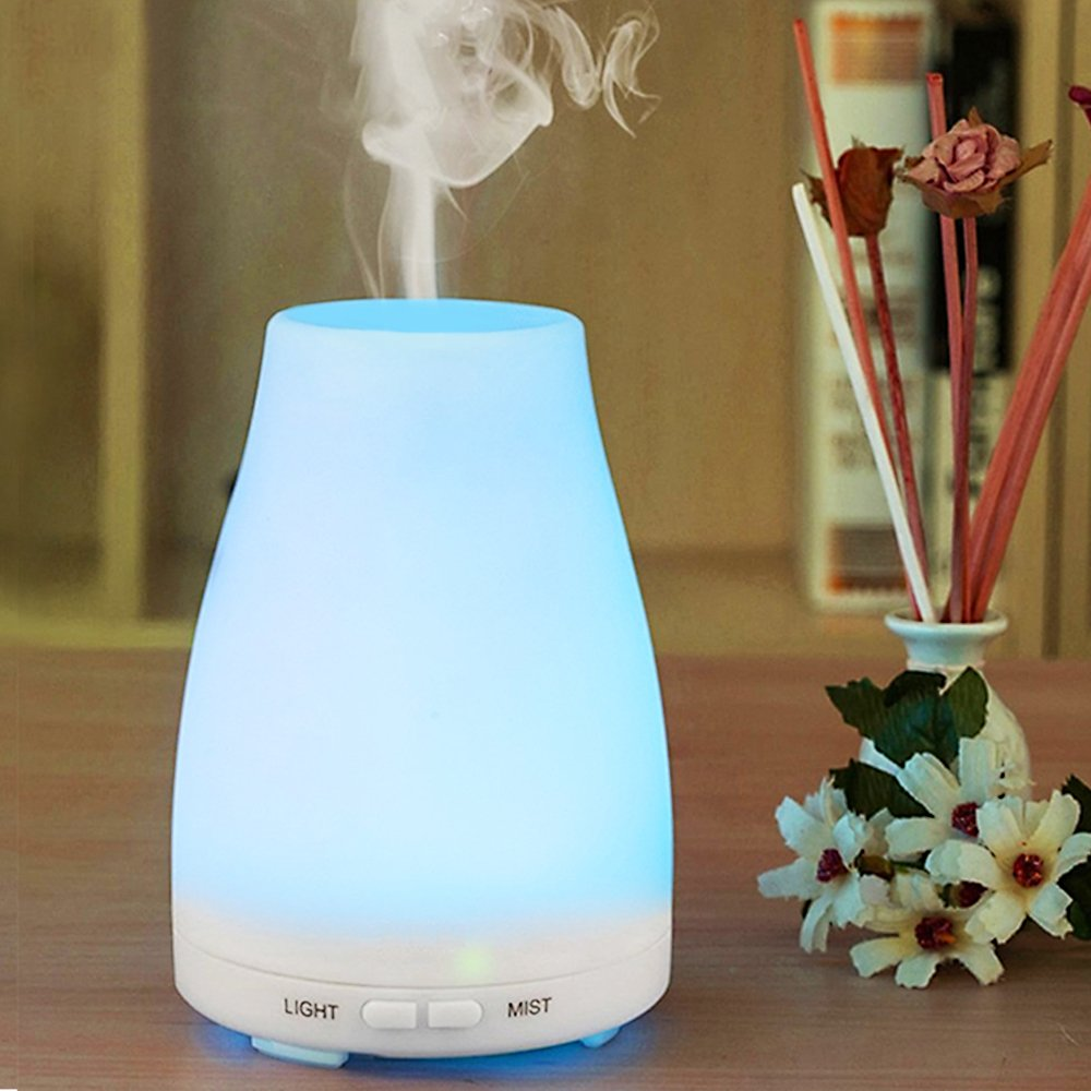 Air Diffuser Humidifier Air Purifier For Room Aroma Diffuser Air Humidfier For Room Oil Diffuser Cool Mist Humidifier With Waterless Auto Shut off