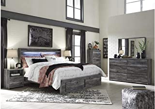 Amazing Buys Baystorm Bedroom Set by Ashley Furniture - Includes Queen Bed, Dresser and Mirror