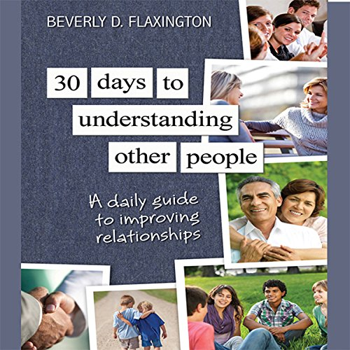 30 Days to Understanding Other People audiobook cover art