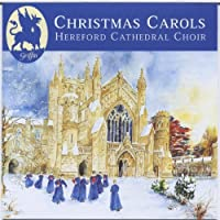Christmas Carols From Hereford Cathedral by Hereford Cathedral Choir (2005-09-27)