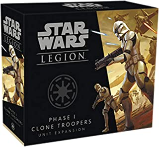 Ffg Star Wars Legion: Phase I Clone Troopers Unit Expansion - English