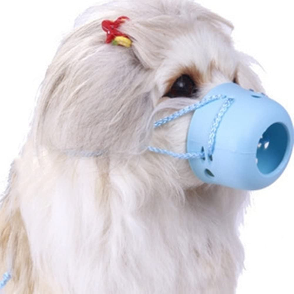 Zero Dog Mouth Free shipping on posting reviews Cover free Muzzles Adjustable Anti-Biting Pet Barking