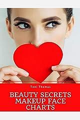 Beauty Secrets Makeup Face Charts Paperback