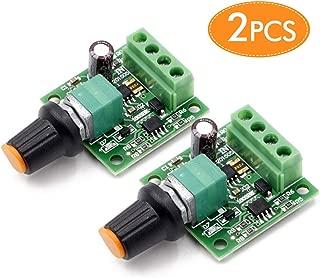 Low Voltage Dc 1.8v 3v 5v 6v 12v 2a Motor Speed Controller PWM 2PCS