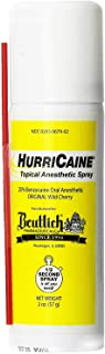 Beutlich Pharmaceuticals Hurricaine Anesthetic 2 Oz. Can - Each