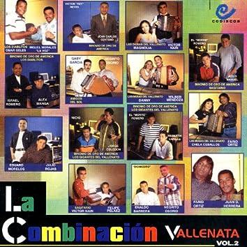 La Combinación Vallenata, Vol. 2
