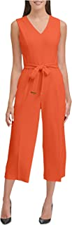 Tommy Hilfiger Women's Cropped Jumpsuit