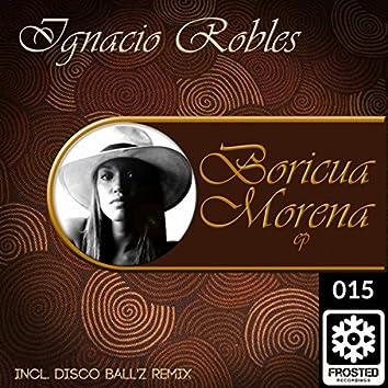 Boricua Morena EP