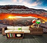 dalinda Premium Vliestapete Mesa Arch USA Fototapete DA00000275 XL 350