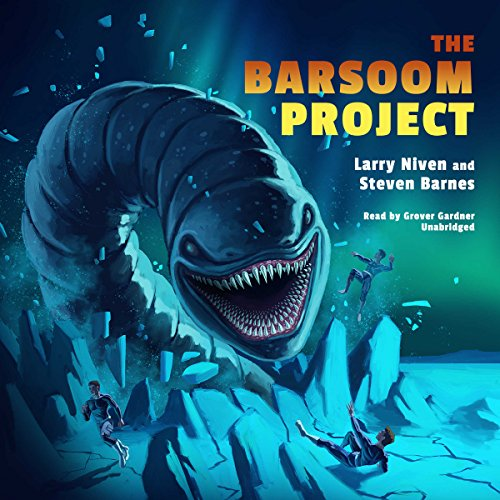 The Barsoom Project audiobook cover art