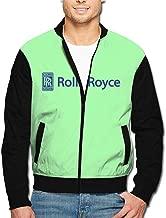 rolls royce fleece jacket
