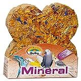 Quiko Picorer à Minéral Fleurs Mélange pour Oiseau 90 g