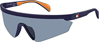 تومي هيلفغر نظارة شمسية للجنسين - ازرق
