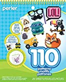 Perler Beads Pattern Pad and Idea Book, 28 pgs