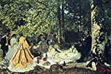 // TPCK // Claude Monet – Mittagessen auf dem Gras (1865)