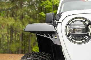 Rugged Ridge 11640.92 Chop Brackets, Front Fender; 18-19 Jeep Wrangler JL Rubicon