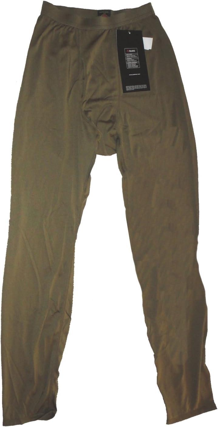Gen III ECWCS level 1 Silk Thermal Tan Top small Regular Bottom Set  coyote