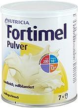 Fortimel Pulver Vanillegeschmack 335 g powder Estimated Price : £ 13,67