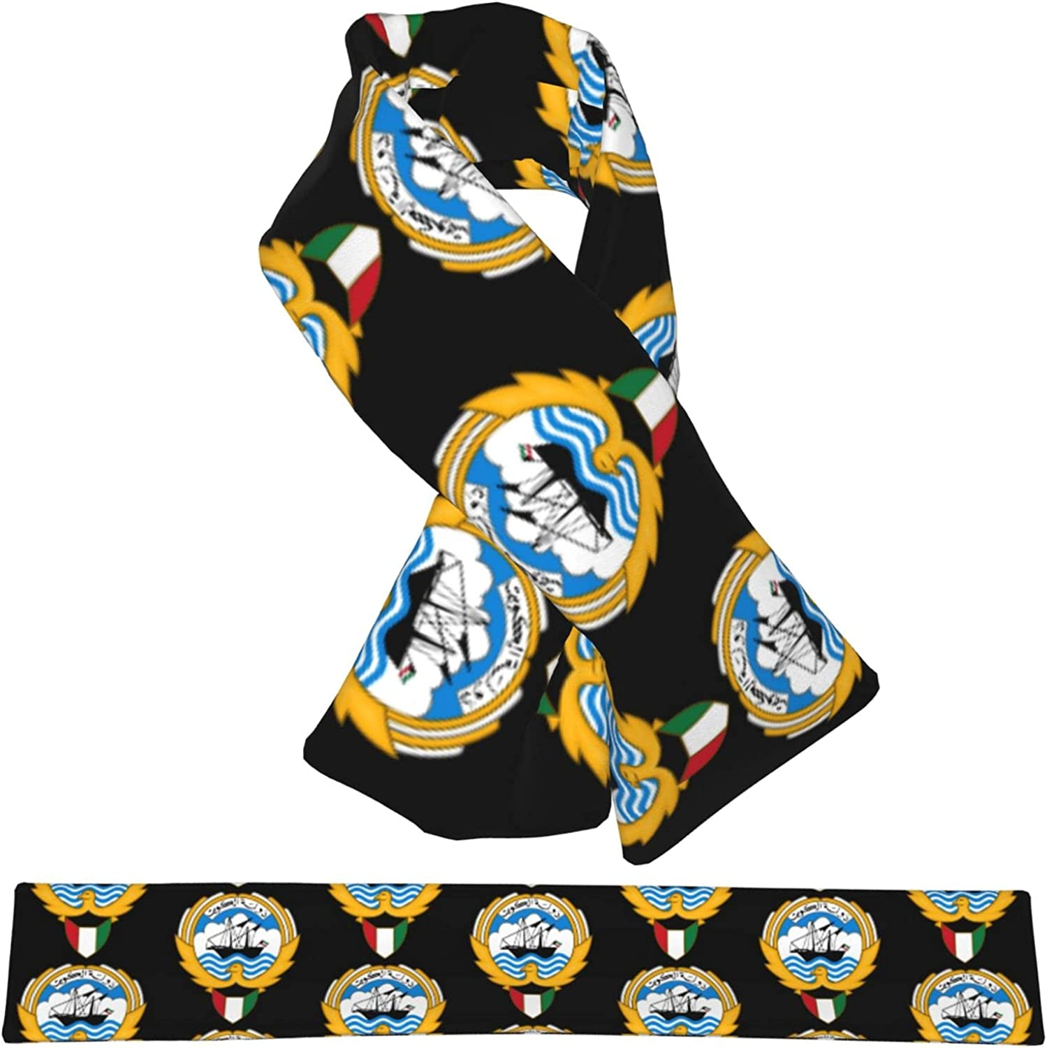 All items in the store Flag Of Kuwait Flannel Cross Collar Wrap Shawl Scarf Neck Warmer NEW before selling ☆