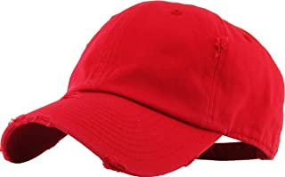 Best red distressed hat Reviews