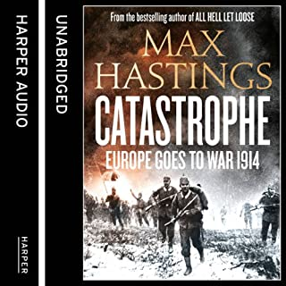 Catastrophe: Volume Two: Europe Goes to War 1914 cover art