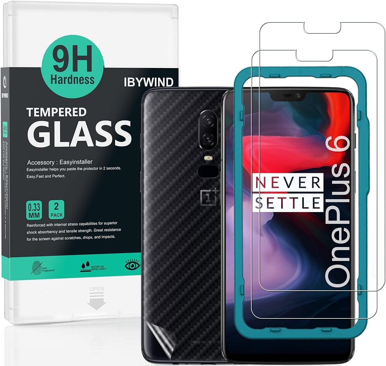 Ibywind Panzerglasfolie für OnePlus 20  20H Panzerglas Folie, HD ...