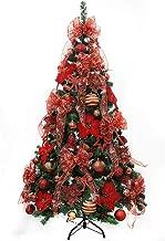 KKLTDI Detachable Alpine 4ft Artificial Christmas Tree, Pre-Lit Premium with Decoration Christmas Tree for Holiday Decoration Xmas Tree-a 120cm(47inch)