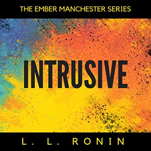 Intrusive audiobook cover art