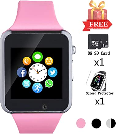 Beaulyn Smart Watch for Android Phones, Smartwatch...