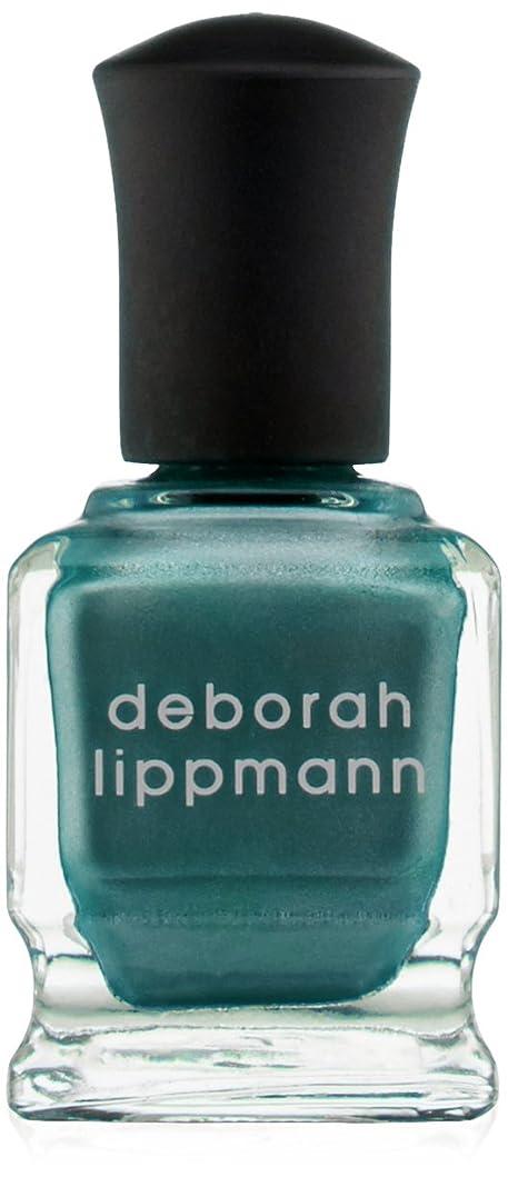 読者マキシム白菜[Deborah Lippmann] デボラリップマン アイルテイクマンハッタン I'LL TAKE MANHATTAN 15mL とても乾きが速く筋になりにくいクロームシリーズ。 大胆で鮮やかな色が勇気と自信を漂わせる 魅力的なテールグリーン