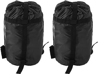 RBSD Kompressionspåsar, förvaringsväska, bärbar förvaringsväska för vuxna, hållbar för camping kompakt bergsklättring