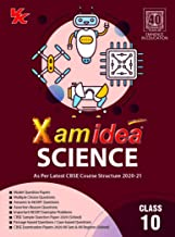 Xam Idea Science -Class 10 - CBSE - Examination 2020-2021