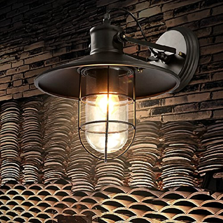 FDH Die Nordischen Schlafzimmer Nachttischlampe Lampe eiserne Wand leuchten, 280  300 (mm)
