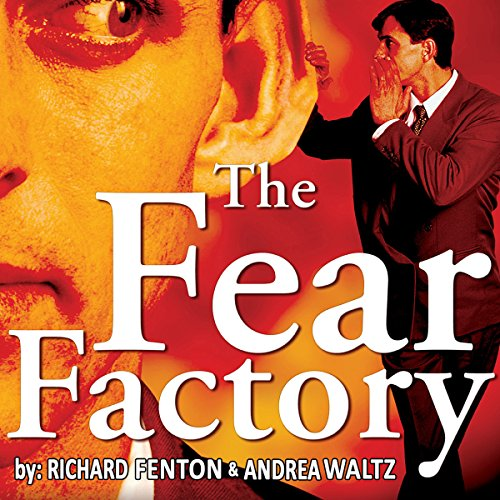 The Fear Factory audiobook cover art