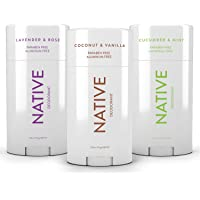 3-Pack Native Classic Deodorant (Classic)